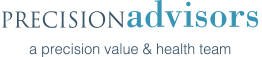 PRECISIONadvisors Logo